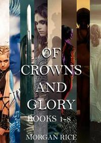 Libro THE COMPLETE OF CROWNS AND GLORY BUNDLE (BOOKS 1-8)