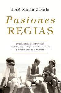 Libro PASIONES REGIAS
