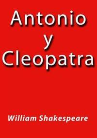 Libro ANTONIO Y CLEOPATRA