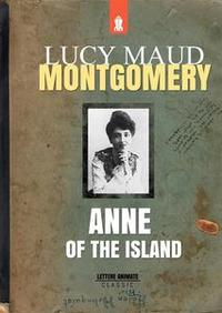 Libro ANNE OF THE ISLAND