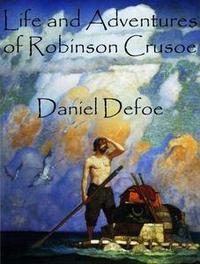 Libro LIFE AND ADVENTURES OF ROBINSON CRUSOE