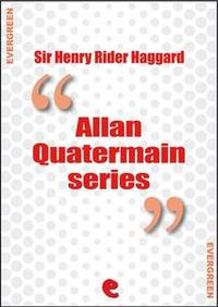 Libro RIDER HAGGARD COLLECTION - ALLAN QUATERMAIN SERIES