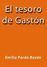 Libro EL TESORO DE GASTÓN