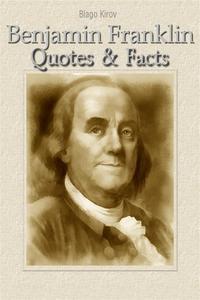 Libro BENJAMIN FRANKLIN: QUOTES & FACTS