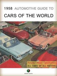 Libro 1958 AUTOMOTIVE GUIDE TO CARS OF THE WORLD