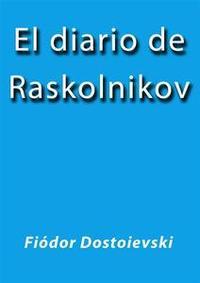 Libro EL DIARIO DE RASKOLNIKOV