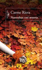 Libro NATURALEZA CASI MUERTA