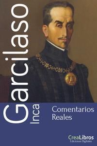 Libro COMENTARIOS REALES DE LOS INCAS