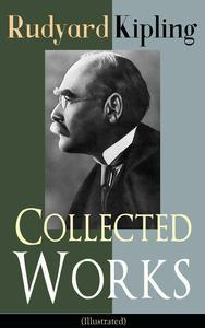 Libro COLLECTED WORKS OF RUDYARD KIPLING (ILLUSTRATED)
