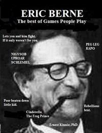 Libro ERIC BERNE---THE BEST OF GAMES PEOPLE PLAY