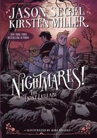Libro NIGHTMARES! THE LOST LULLABY