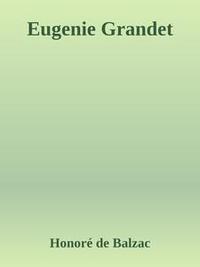 Libro EUGENIE GRANDET