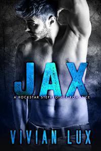 Libro JAX: A ROCKSTAR STEPBROTHER ROMANCE