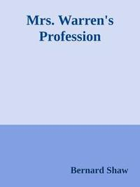 Libro MRS. WARREN'S PROFESSION