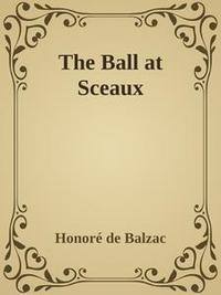 Libro THE BALL AT SCEAUX