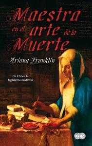Libro MAESTRA EN EL ARTE DE LA MUERTE