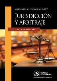 Libro JURISDICCIÓN Y ARBITRAJE