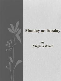 Libro MONDAY OR TUESDAY