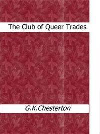Libro THE CLUB OF QUEER TRADES