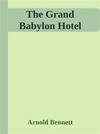Libro THE GRAND BABYLON HOTEL