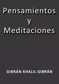 Libro PENSAMIENTOS Y MEDITACIONES