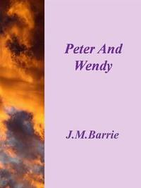 Libro PETER AND WENDY