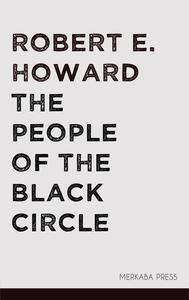 Libro THE PEOPLE OF THE BLACK CIRCLE