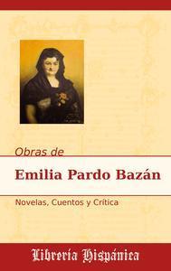Libro OBRAS DE EMILIA PARDO BAZÁN