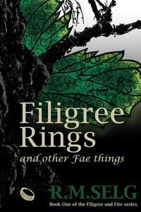 Libro FILIGREE RINGS AND OTHER FAE THINGS