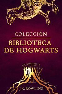 Libro COLECCIÓN BIBLIOTECA DE HOGWARTS