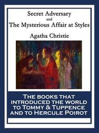 Libro SECRET ADVERSARY AND THE MYSTERIOUS AFFAIR AT STYLES