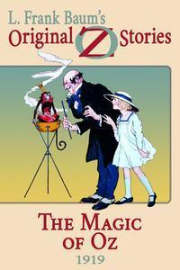 Libro THE MAGIC OF OZ