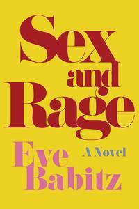 Libro SEX AND RAGE