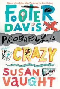 Libro FOOTER DAVIS PROBABLY IS CRAZY
