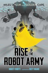 Libro RISE OF THE ROBOT ARMY