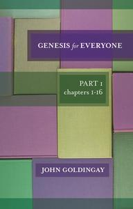 Libro GENESIS FOR EVERYONE, PART 1 CHAPTERS 1-16