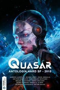 Libro QUASAR, ANTOLOGÍA HARD SF 2015
