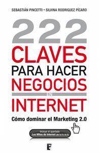 Libro 222 CLAVES PARA HACER NEGOCIOS EN INTERNET