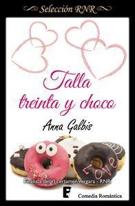 Libro TALLA TREINTA Y CHOCO (BDB)