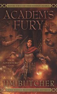 Libro ACADEM'S FURY