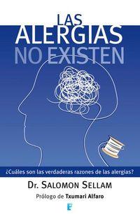 Libro LAS ALERGIAS NO EXISTEN