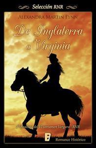 Libro DE INGLATERRA A VIRGINIA (BDB)
