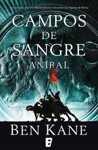 Libro ANÍBAL. CAMPOS DE SANGRE