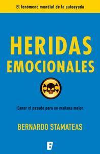Libro HERIDAS EMOCIONALES