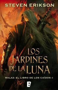 Libro LOS JARDINES DE LA LUNA. MALAZ: EL LIBRO DE LOS CAÍDOS I