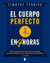 Libro EL CUERPO PERFECTO EN CUATRO HORAS