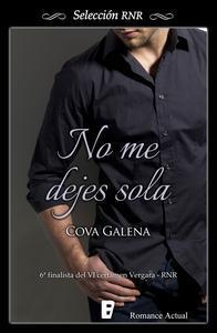 Libro NO ME DEJES SOLA (BDB)