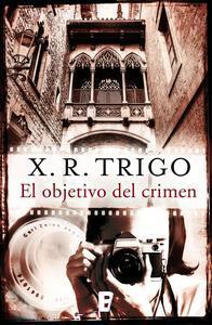 Libro EL OBJETIVO DEL CRIMEN