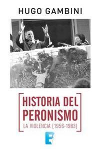 Libro HISTORIA DEL PERONISMO VOL. 1