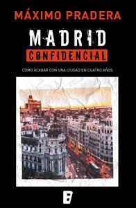 Libro MADRID CONFIDENCIAL